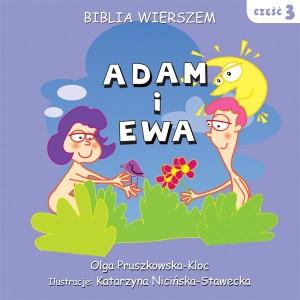 Biblia wierszem cz.3 - Adam i Ewa