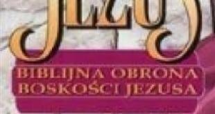 Jezus - biblijna obrona boskości Jezusa