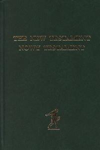 Nowy Testament angielsko - polski