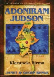 Adoniram Judson. Kierunek: Birma