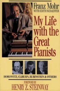 Moje życie z wielkimi pianistami - Franz Mohr