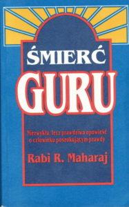 Śmierć guru - Rabi R. Maharaj