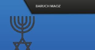 Żydzi Mesjanistyczni - Baruch Maoz