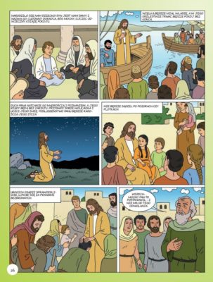 Opowieść o Jezusie